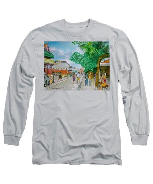 Bonaire Street Long Sleeve T-Shirt