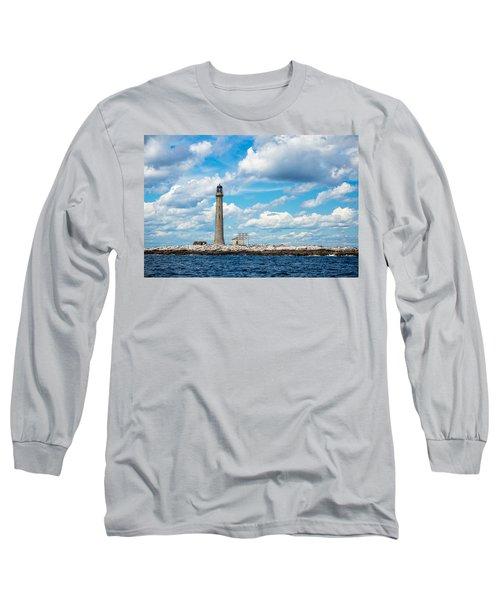 Boon Island Light Station Long Sleeve T-Shirt