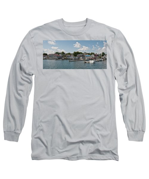 Boothbay Harbor 1242 Long Sleeve T-Shirt