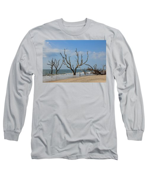 Botany Beach Long Sleeve T-Shirt