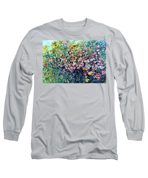 Breeze And Daydream Long Sleeve T-Shirt