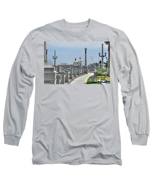 Bridge Of Lions Long Sleeve T-Shirt