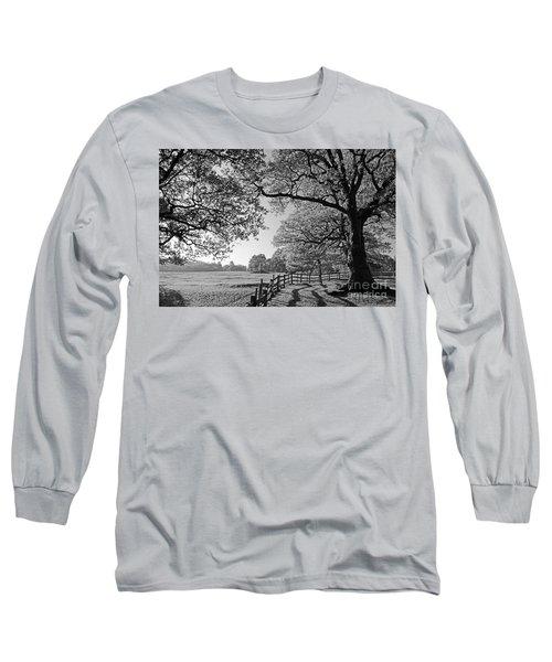 British Landscape Long Sleeve T-Shirt