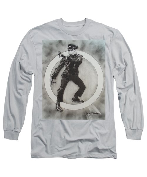 Bruce Lee Is Kato 3 Long Sleeve T-Shirt by Sean Connolly