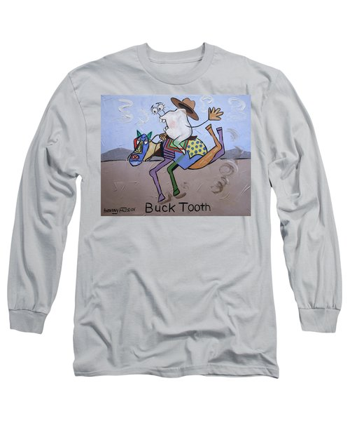 Buck Tooth Long Sleeve T-Shirt