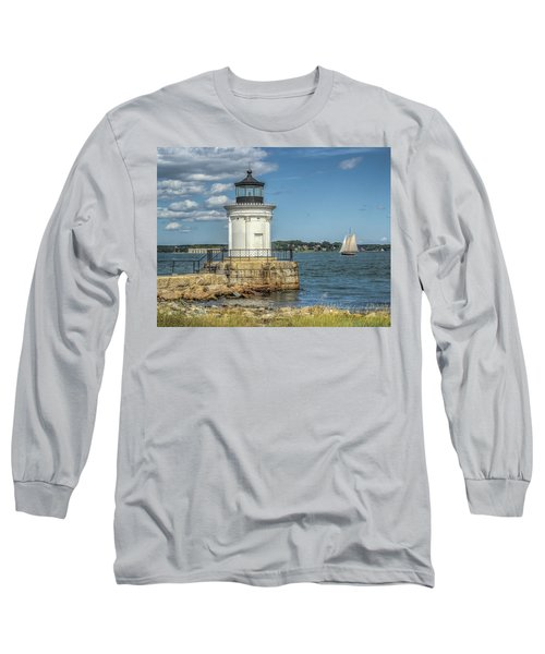 Long Sleeve T-Shirt featuring the photograph Bug Light by Jane Luxton