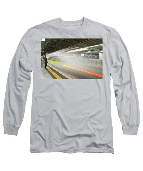 Bullet Train Long Sleeve T-Shirt