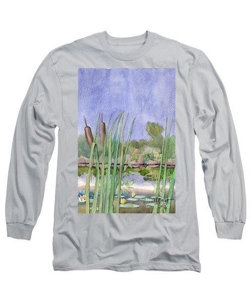 Bullrushes Long Sleeve T-Shirt