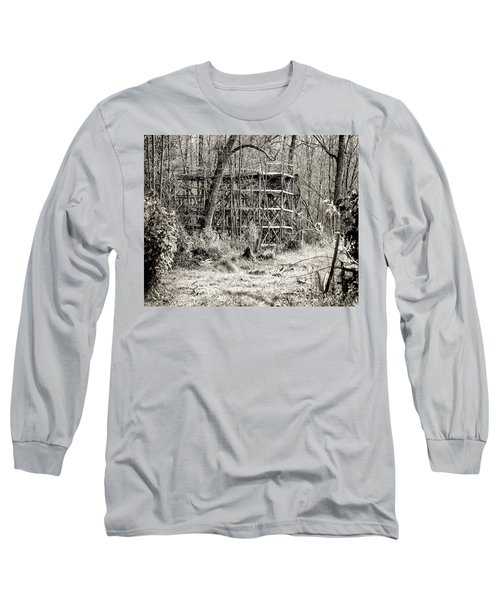 Bygone Days Long Sleeve T-Shirt by William Beuther