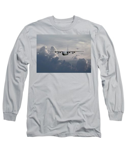 C130 Hecules    In Trail Long Sleeve T-Shirt