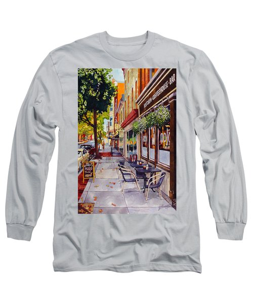 Cafe Nola Long Sleeve T-Shirt