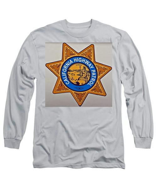 California Highway Patrol Long Sleeve T-Shirt
