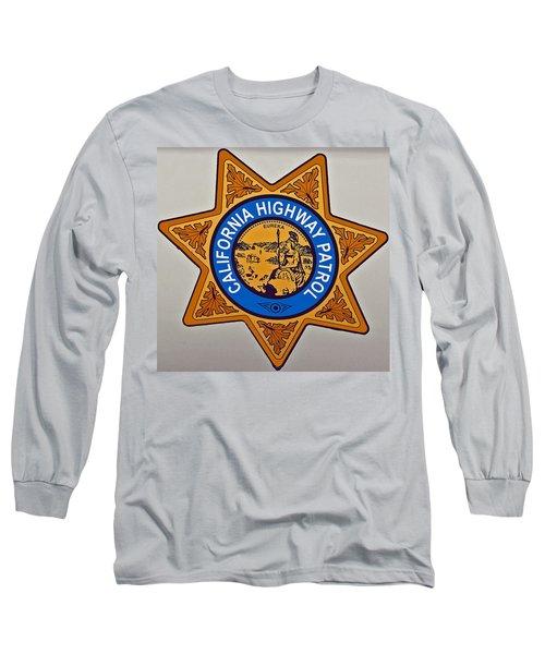 California Highway Patrol Long Sleeve T-Shirt