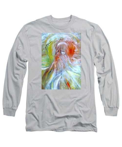 Calvary Long Sleeve T-Shirt by Henryk Gorecki