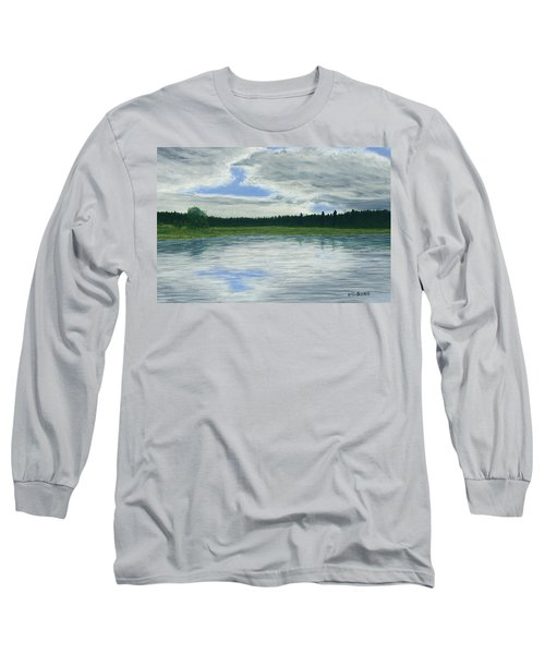 Canadian Serenity Long Sleeve T-Shirt