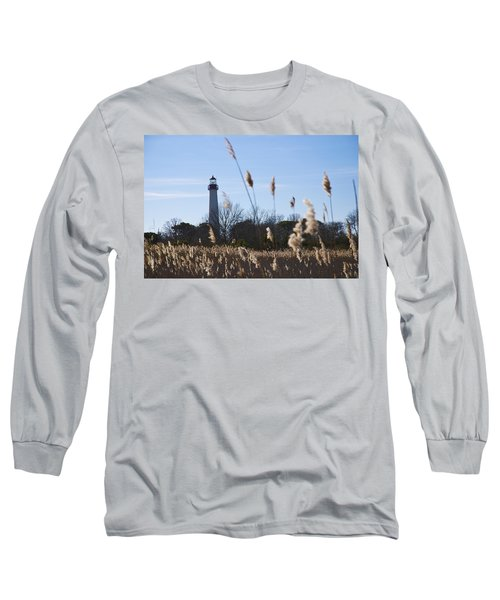 Cape May Light Long Sleeve T-Shirt