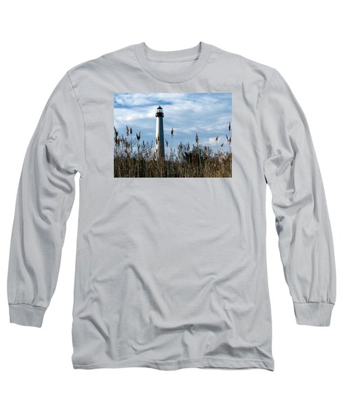 Cape May Light Long Sleeve T-Shirt by Skip Willits