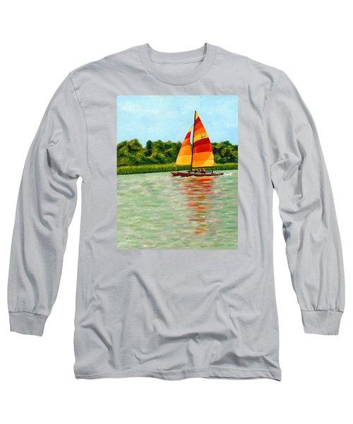 Catamaran  Long Sleeve T-Shirt
