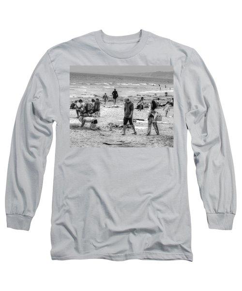 Caught Looking Long Sleeve T-Shirt