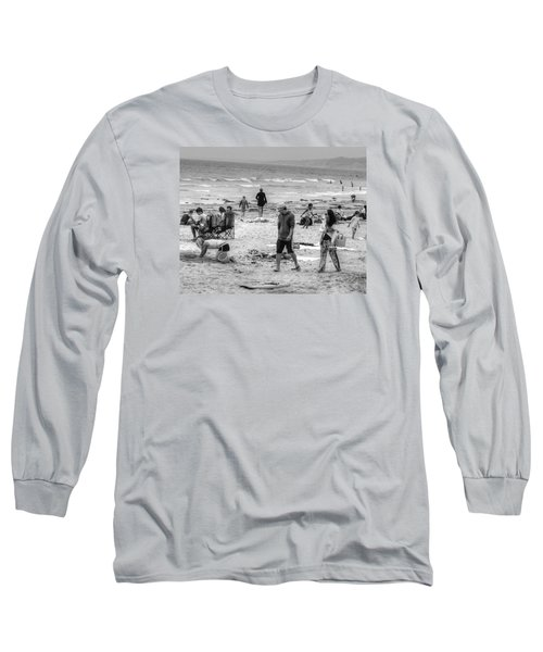 Caught Looking Long Sleeve T-Shirt
