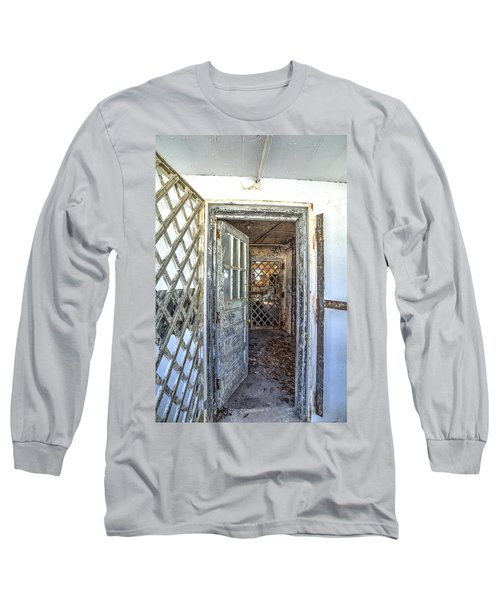 Chain Gang-1 Long Sleeve T-Shirt