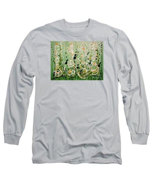 Champagne Symphony Long Sleeve T-Shirt