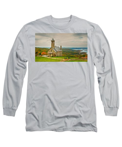 Chapel Of The Ozarks Long Sleeve T-Shirt
