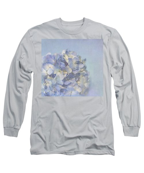 Charming Blue Long Sleeve T-Shirt