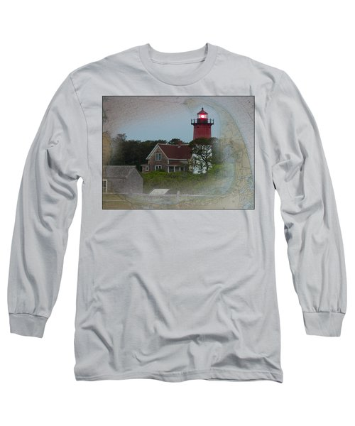 Charting Your Course Long Sleeve T-Shirt