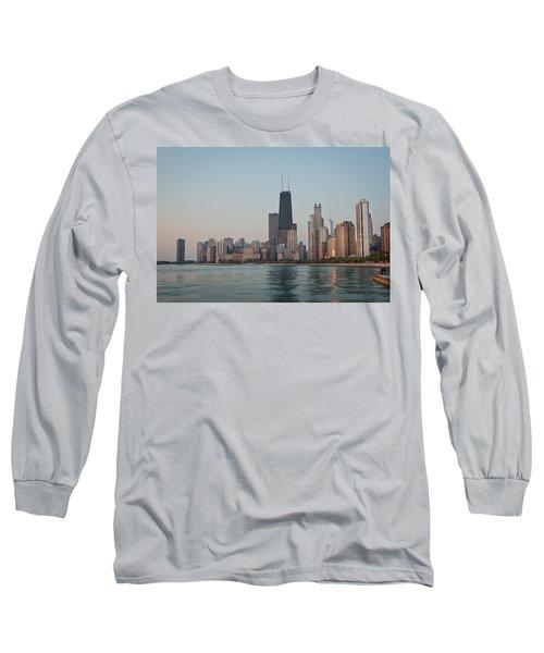 Chicago Morning Long Sleeve T-Shirt