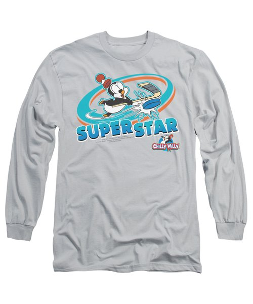 Chilly Willy - Slap Shot Long Sleeve T-Shirt