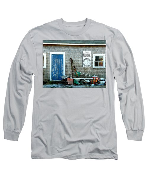 Chilmark Dock Shack Long Sleeve T-Shirt