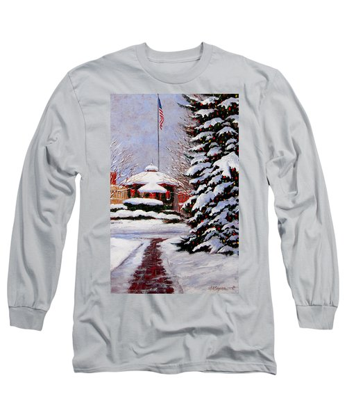 Christmas In Chagrin Falls Long Sleeve T-Shirt