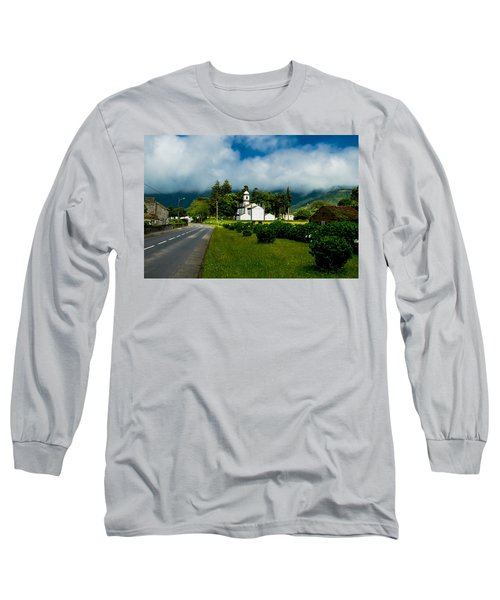 Church In Seven Cities Long Sleeve T-Shirt