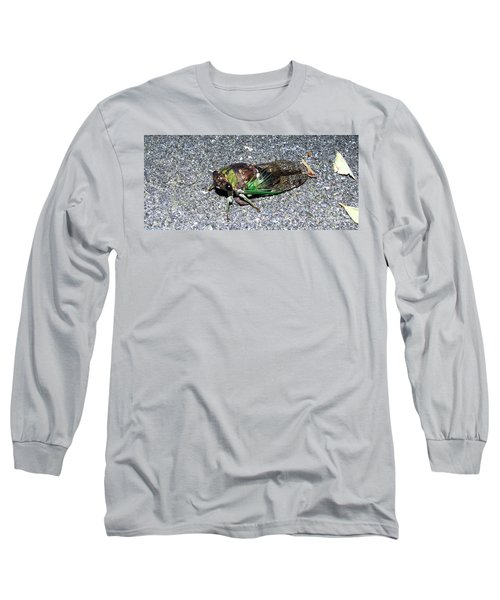 Cicada Long Sleeve T-Shirt