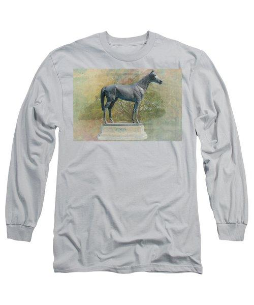 Citation Thoroughbred Long Sleeve T-Shirt