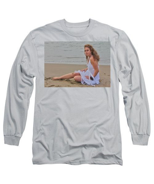 Clarity Long Sleeve T-Shirt by Nick David