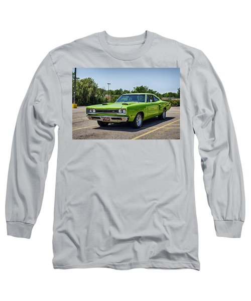 Classic Muscle Long Sleeve T-Shirt