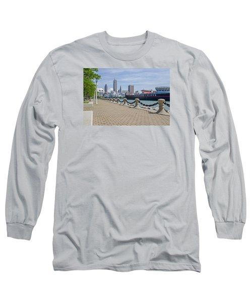 Cleveland Lake Front Long Sleeve T-Shirt