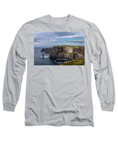 Cliffs Of Moher I Long Sleeve T-Shirt