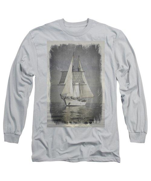 Clipper Under Sail Long Sleeve T-Shirt