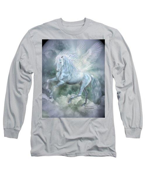 Cloud Dancer Long Sleeve T-Shirt