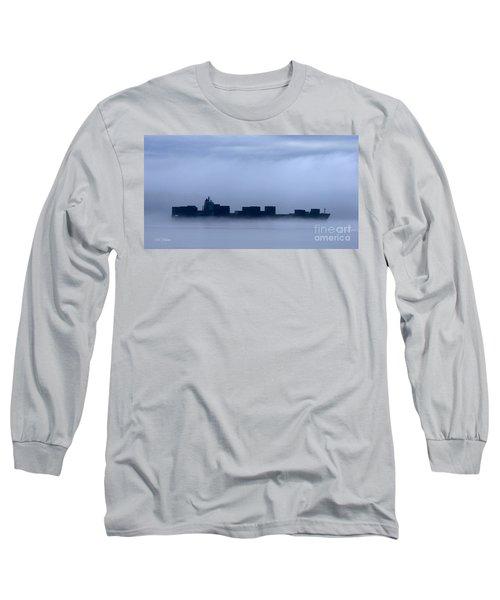 Cloud Ship Long Sleeve T-Shirt