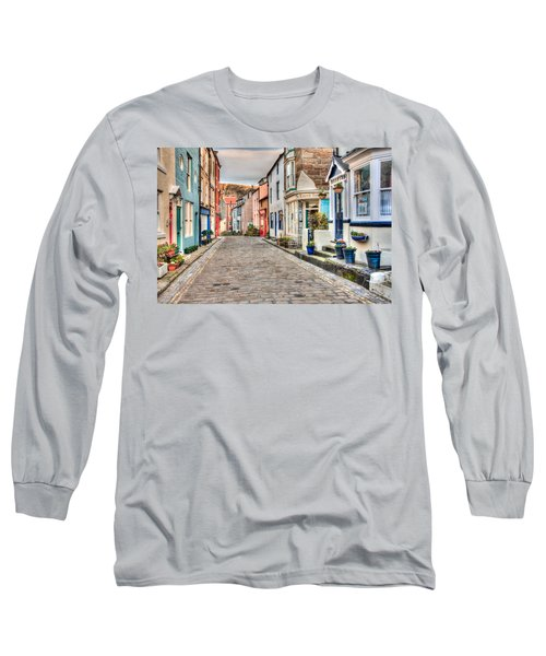 Cobbled Street Long Sleeve T-Shirt