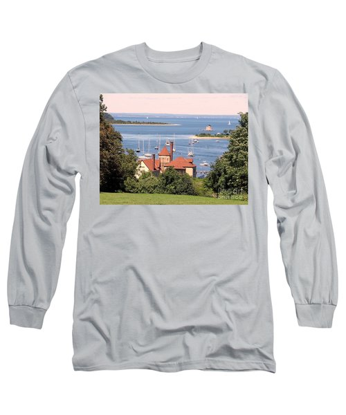 Coindre Hall Boathouse Long Sleeve T-Shirt