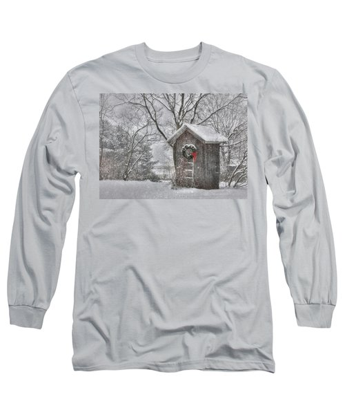 Cold Seat Long Sleeve T-Shirt