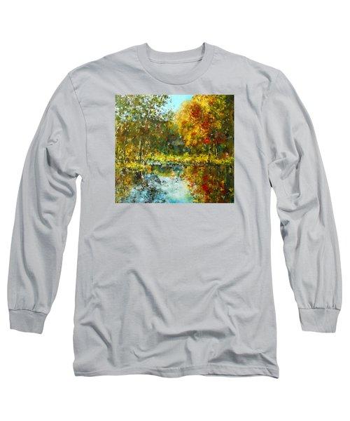 Colorful Dreams Long Sleeve T-Shirt