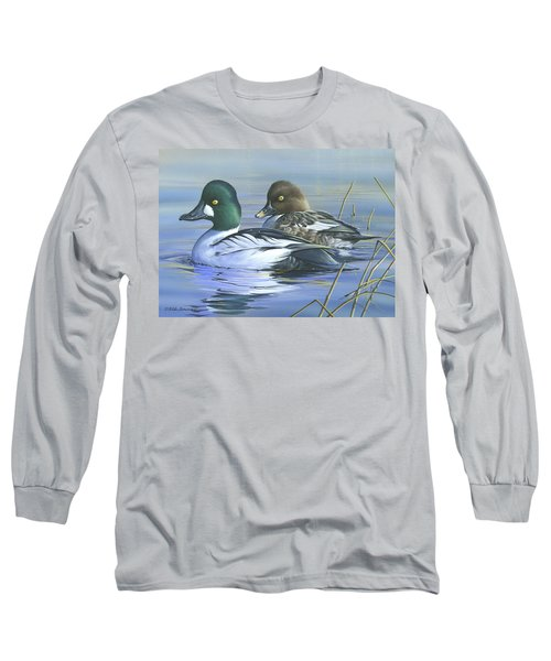 Common Goldeneye Long Sleeve T-Shirt