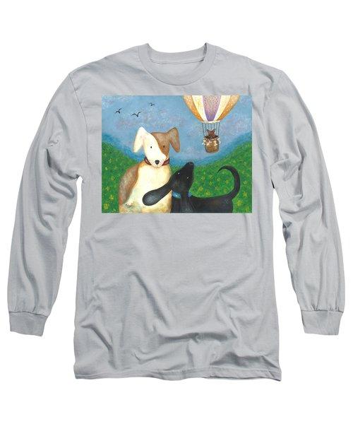 Company Coming Long Sleeve T-Shirt