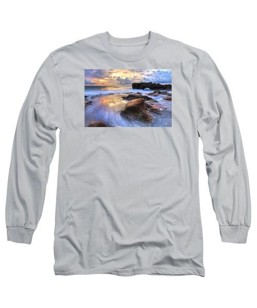 Coral Garden Long Sleeve T-Shirt